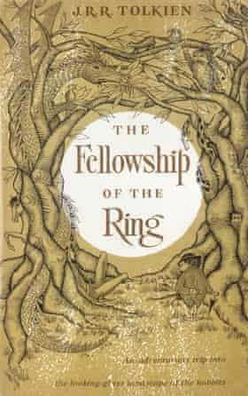 The Fellowship of the Ring' by J.R.R. Tolkien, published in 1954.