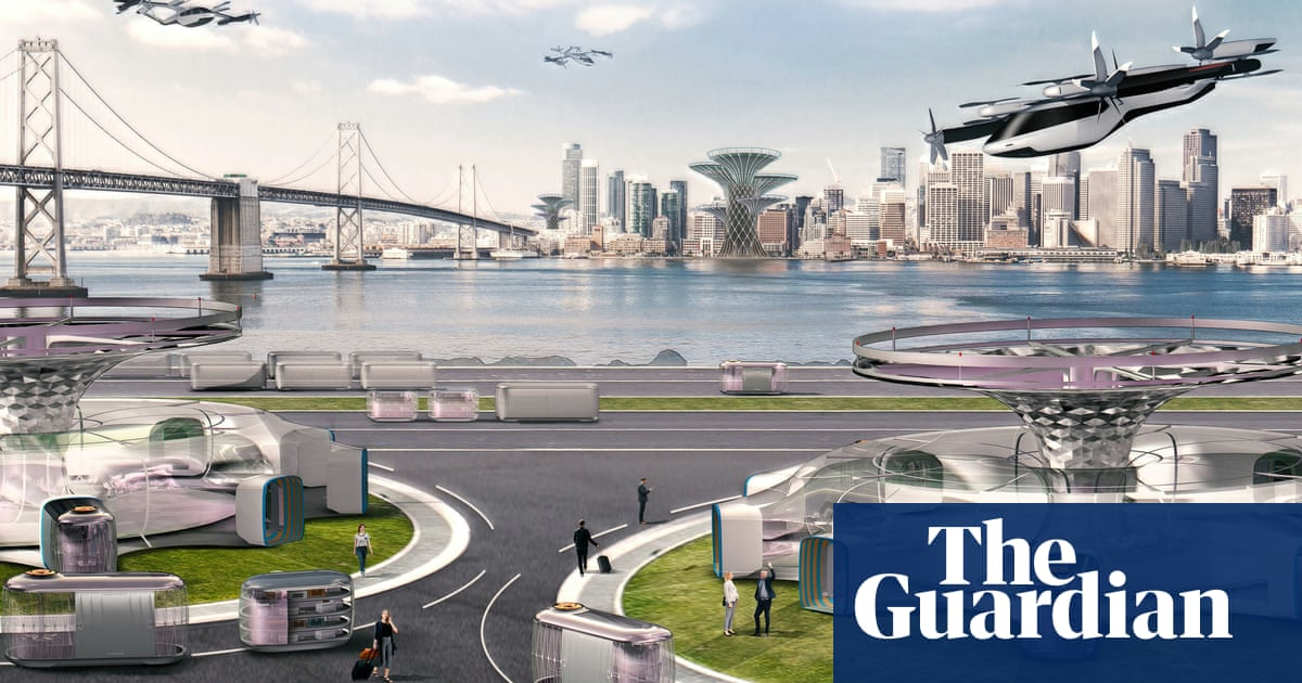 Flying cars will be a reality by 2030, says Hyundai's Europe chief