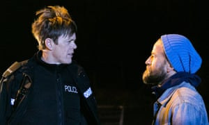 Kris Marshall and Dean Lennox Kelly in Trick Or Treat