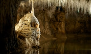 Grotte de Choranchesee