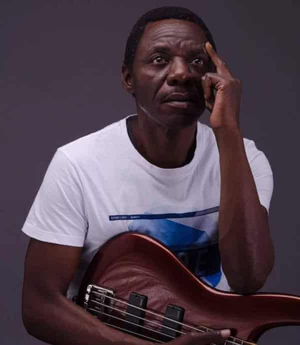 Alick Macheso from Zimbabwe