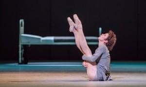'Authority': Natalia Osipova as Anna Anderson in Anastasia.