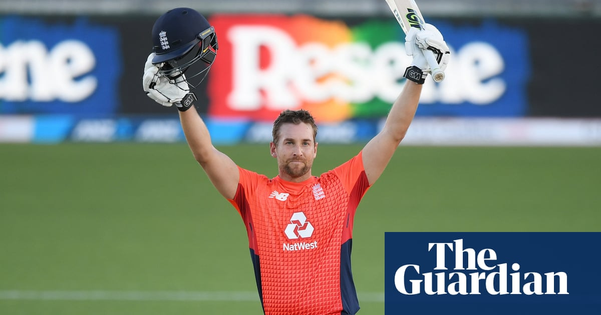 Dawid Malans stunning century sets up England rout in fourth T20 international