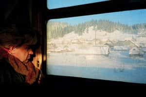 Man on Train 1997