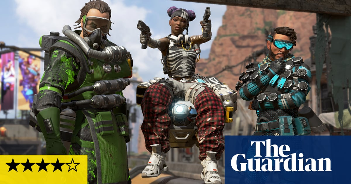 Apex Legends review – Fortnite has some stiff competition | Games