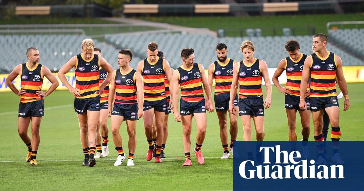 Adelaide Crows admit breaking AFL coronavirus protocols