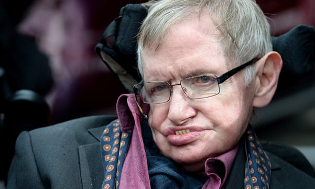 theguardian.com - Denis Campbell - Stephen Hawking blames Tory politicians for damaging NHS