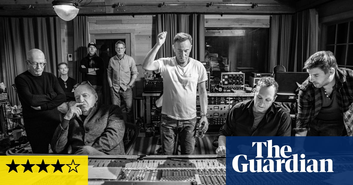 Bruce Springsteen: Letter to You review –  a sledgehammer of succour