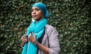 Somali anti-FGM campaigner Ifrah Ahmed.