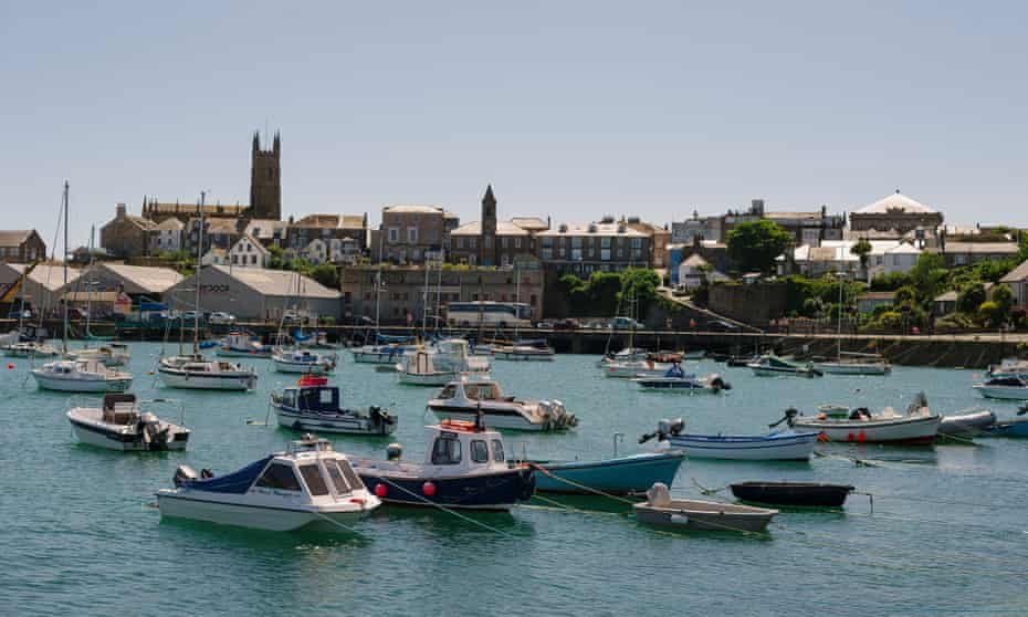 """""""It isn't just a coastal issue – it's everywhere …' Is Penzance showing the way?"""