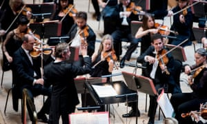 Suites, brief works and extracts … Philharmonia players, Royal Festival Hall.