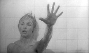 Help me, tiling … Janet Leigh in Psycho.