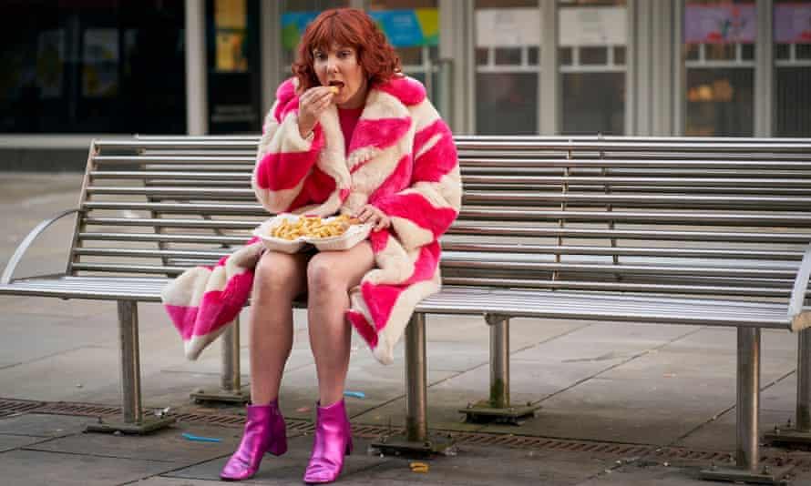 'Writing comedy is always joyful' … Willan as Alma.