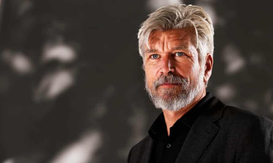 Karl Ove Knausgaard.