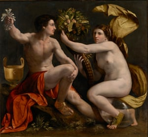 Allegory of Fortune, c1530, by Dosso Dossi.
