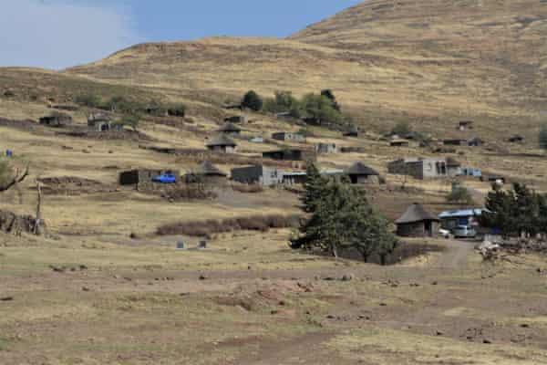 theguardian.com - Guardian staff reporter - Landlocked Lesotho faces food crisis amid Covid border closures