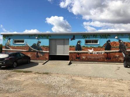 ACTP's premises in Tasdorf