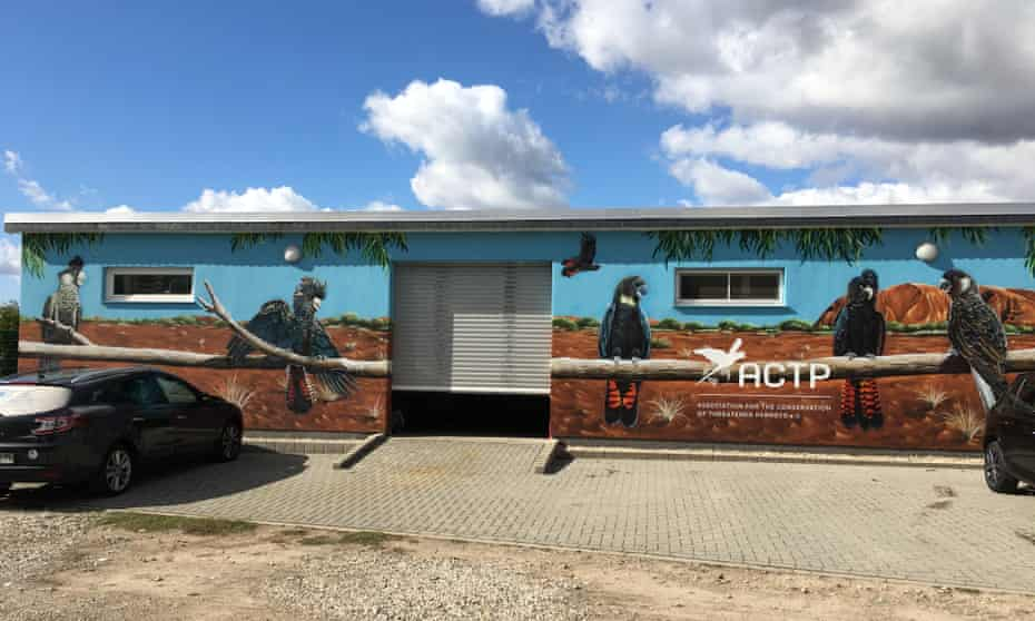 The Association for the Conservation of Threatened Parrots in Brandenburg, Germany.