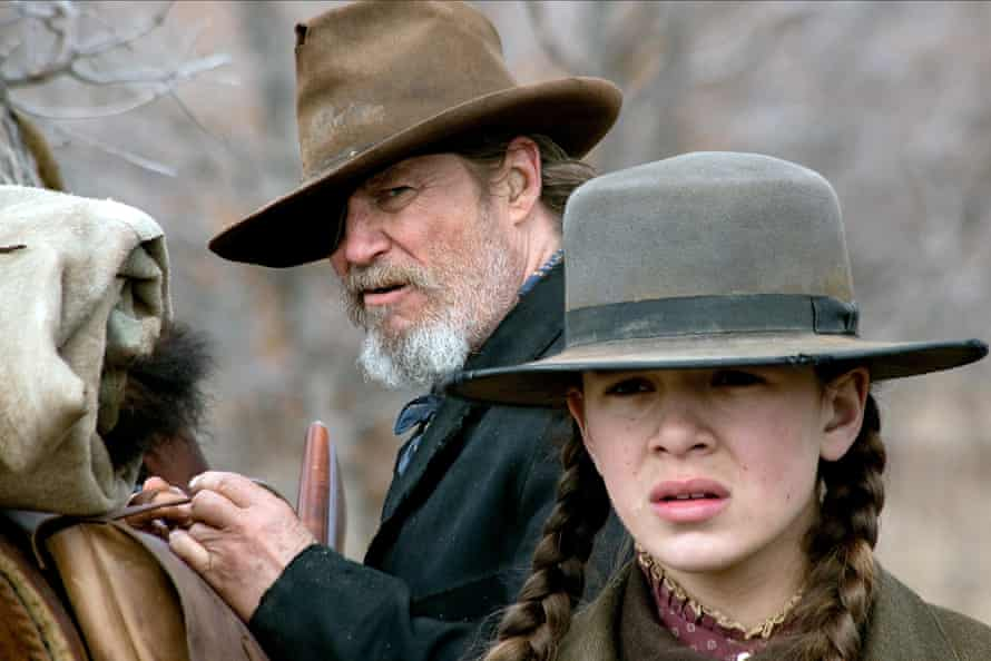 A brutal revenge tale with real chutzpah ... True Grit.