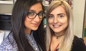 Appearance Matters podcast presenters, Nadia and Jade