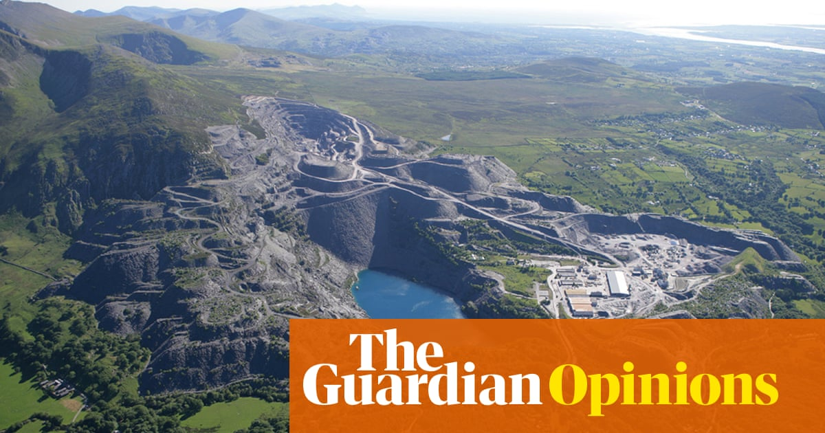 Wales' eerily beautiful slate quarries are getting the recognition they deserve