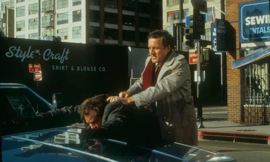 Daniel J Travanti as Frank Furillo in Hill Street Blues.