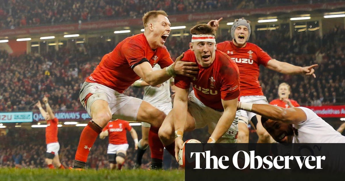 Wales find voice under Gatland but must now compose a hymn