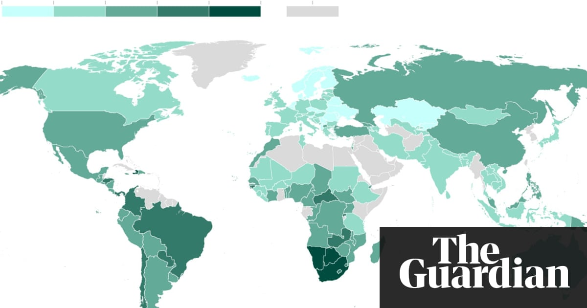 Inequality index where are the worlds most unequal countries inequality index where are the worlds most unequal countries inequality the guardian gumiabroncs Choice Image