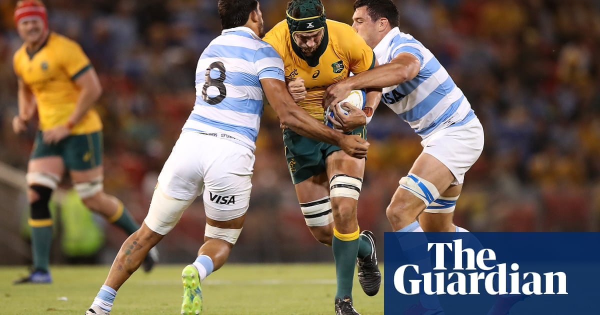 Wallabies forced to settle for draw against fast-finishing Argentina