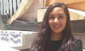 Mara Fernanda Castilla, 19, was found murdered on 15 September. Her body had been abandoned in a ditch some 90 kilometres south-east of Mexico City.