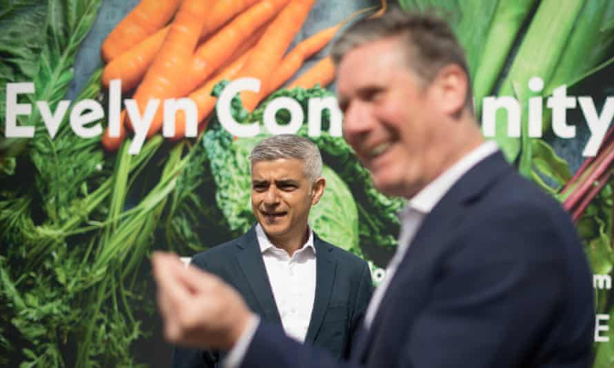 While London is seen as a lost cause by Tories owing to Sadiq Khan's popularity, Labour under Keir Starmer is struggling to eat into the Conservatives' share in the north of England.