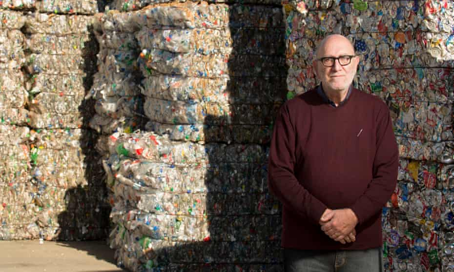 Paul Tasner's company, PulpWorks, designs and manufactures biodegradable packaging.