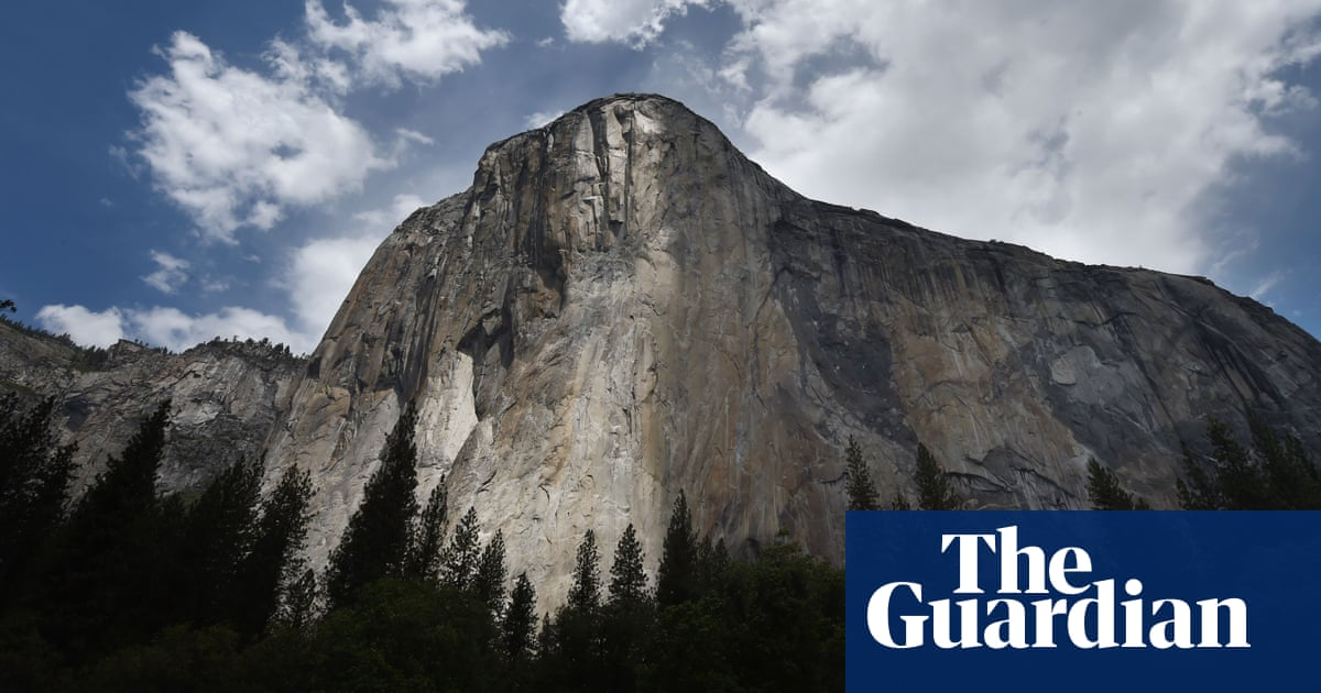 Emily Harrington becomes fourth woman to free-climb El Capitan in a day