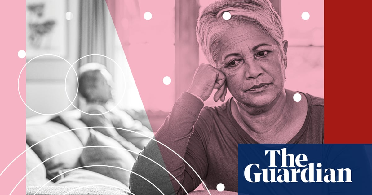 My husband had an affair seven years ago. I don't trust him – and can't bring myself to have sex with him