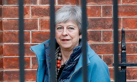 May calls for cabinet showdown as MPs reject all Brexit options