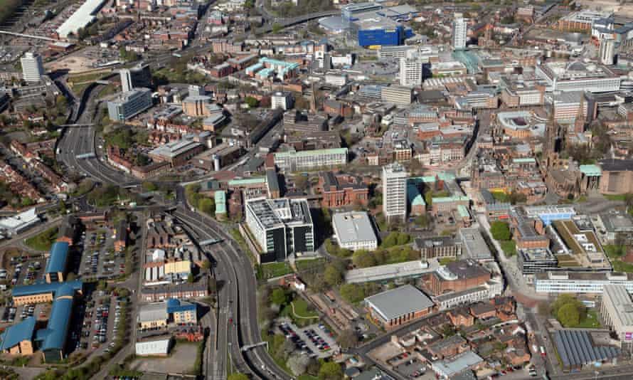 Coventry city centre