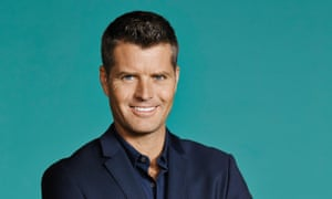 Former My Kitchen Rules judge Pete Evans