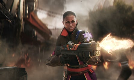 Many players experienced outages and crashes during the launch of sci-fi shooter Destiny 2, despite developer Bungie's experience with online games