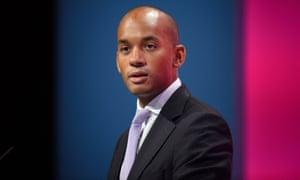 Labour's Chuka Umunna