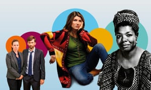 Broadchurch, Catastrophe and Maya Angelou