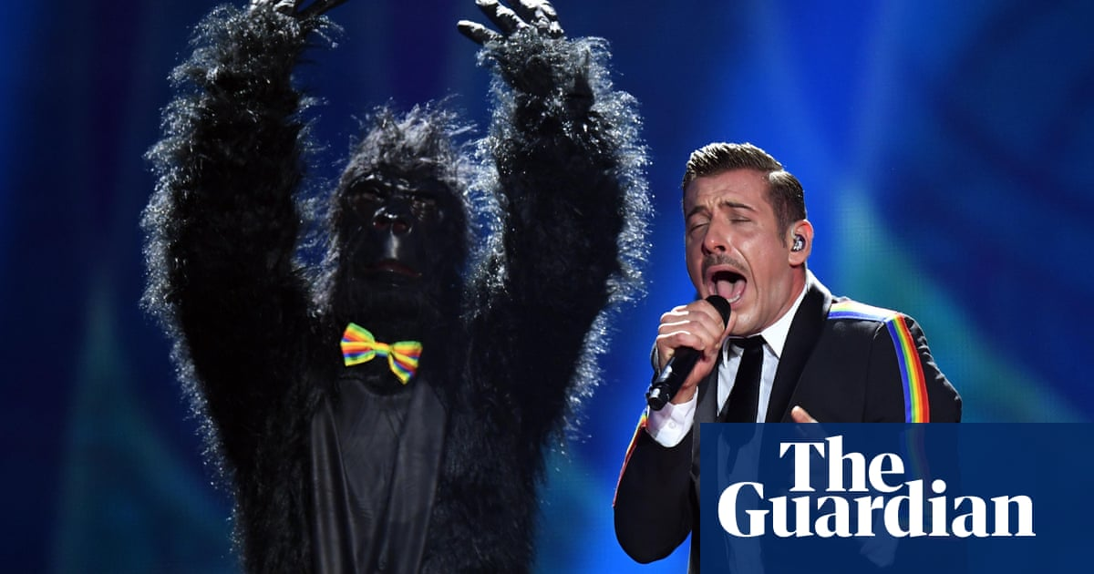 Vampires, naked apes and free booze! The 20 wildest Eurovision performances ever
