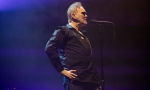 'His utterings tend to induce full-body cringes': Morrissey at Genting Arena, Birmingham