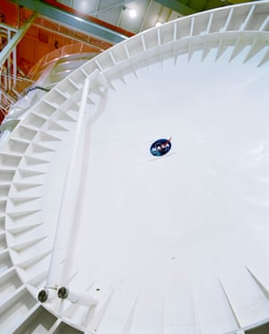 Door – 120ft Vacuum Chamber A, NASA Johnson Space Center, Texas in 1996