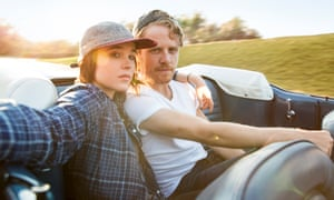 Ellen Page and Ian Daniel in the Viceland series Gaycation