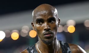 Mo Farah says: 'It's killing me, it's killing my family,' of the doping allegations against Alberto Salazar.