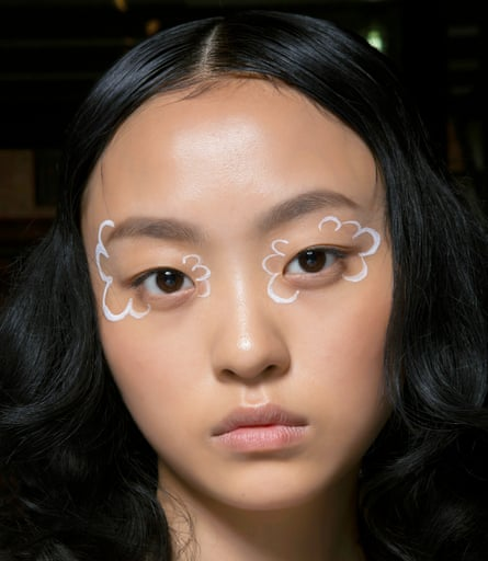 Whites of your eyes: Cynthia Rowley's look for SS20