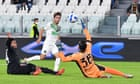 European roundup: Juventus suffer last-gasp home defeat to Sassuolo