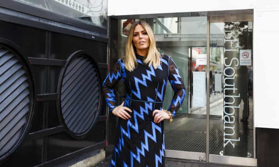 Patsy Kensit attending a special screening of Absolute Beginners at the BFI's current headquarters last year.