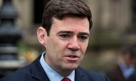 Andy Burnham, the mayor of Greater Manchester, said all of the city's open and public spaces 'should be subject to the same laws and rules as everywhere else in our country and not indistinct restrictions'