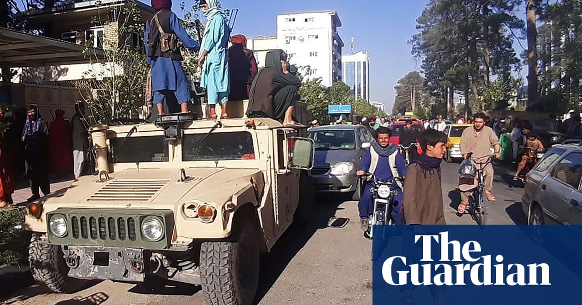 US withdrawal from Afghanistan a mistake, says UK defence secretary